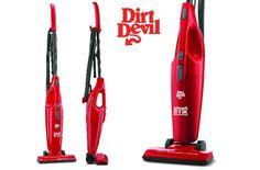 Dirt Devil Simplistik Corded Stick Vacuum for sale online Best Cheap Vacuum Cleaner, Best Vacuum, Dirt Devil Vacuum, Good And Cheap, Red Color, Good Things, Cleaning, Vacuum Cleaners