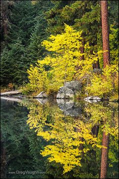 Hidden Lake, Okanogan-Wenatchee National Forest, Cascade Mountains, Washington