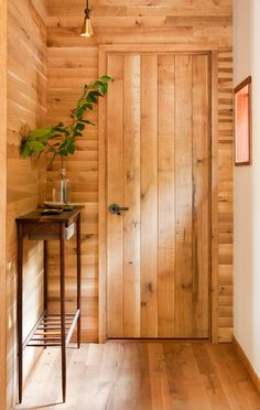 Hudson Woods by Lang Architecture (5), entry to my future sauna...