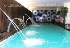 coliseo spa Zaragoza Isac peral. Lugar al que acudo dos o tres veces por semana a nadar.