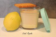 Yaourt façon tarte au citron multi délices Cas, Yogurt Maker, Juice Drinks, Cooking Chef, Lemon Curd, Mousse, Delicious Desserts, Brunch, Food And Drink