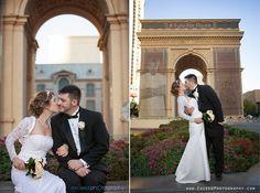 Las Vegas Elopements Photos, Vegas Wedding Photos, Las vegas Wedding Ideas, Exceed Photography, Las Vegas Strip wedding photography