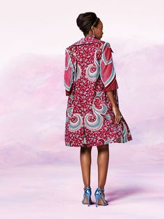 Statement jacket | Vlisco V-Inspired