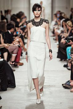 Chanel Resort 2014 runway fashion