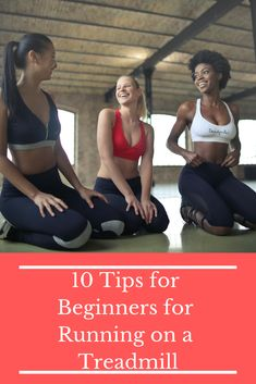 Want to start running on a treadmill to exercise? Here are 10 beginner tips for running on a treadmill. Running For Beginners, How To Start Running, How To Run Faster, Running Tips, Workout For Beginners, Race Training, Strength Training Workouts, Training Equipment, Marathon Training