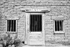 Old Western Jailhouse ~James Bo Insogna