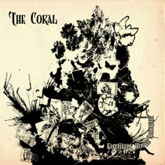 The Coral - 1000 Years (Butterfly House Acoustic) 1000 Years, Butterfly House, Green Colors, Album Covers, Acoustic, My Music, Coral, Bands, Collage