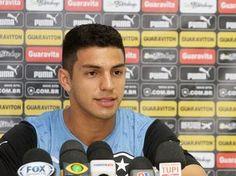BotafogoDePrimeira: André Luis, do Botafogo, está perto de fechar com ...