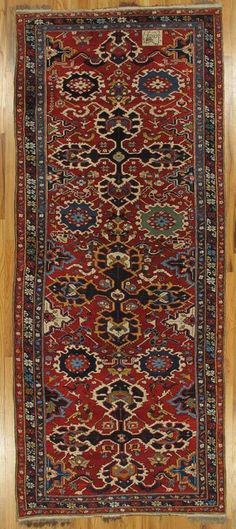 Kuba long rug - Hagop Manoyan Antique Rugs