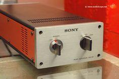 Sony HA-55 MC Pre