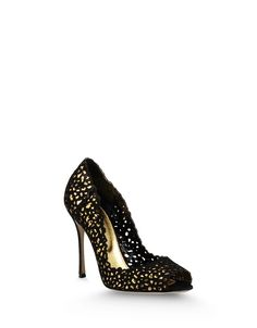 Sergio Rossi Shoes - there's something about $2000 shoes that make them so much better.
