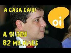 Urgente! A Casa Caiu! PF diz que a Oi deu 82 milhões para filho do Lula ...