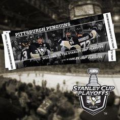 Pittsburgh Penguins - 2016 Playoffs
