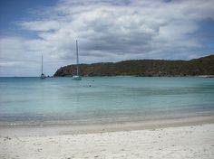 Photo of Salt Pond Bay in St John