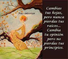 #mujer #principio #valores