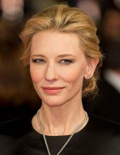 BAFTA Best in Beauty   ELLE UK Cate Blanchett