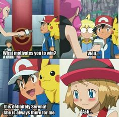 14 Best Amourshipping Memes Images In 2020 Pokemon Ash And