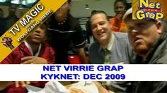 TV Magic Net Virrie Grap Wolfgang Riebe Dec 2009 The Magicians, Tv Series, Tv Shows, Youtube