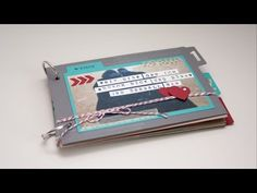 Mini Album - Mit dir geh ich - Stampin' Up! - YouTube
