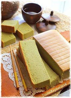 Ogura Cake Green Tea Selembut Kapas