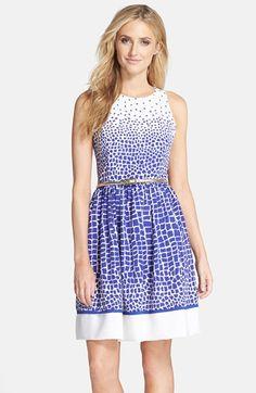 pretty dress for summer wedding ~ Eliza J Lace dress - Nordstrom ...