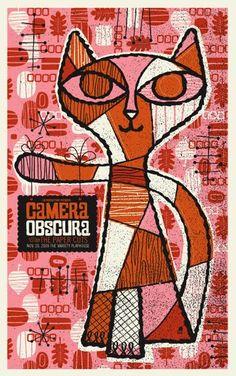 Poster: Camera Obscura