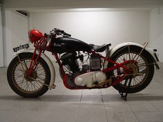 Sarolea Motocycle VIntage