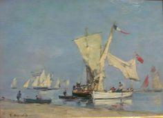 Eugène_Boudin,_Voiliers,_v1869