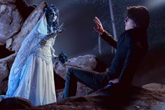 You may kiss the Bride by *Malro-Doll. Now I want to see Corpse Bride as a live action movie, this is amazing!