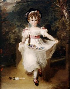 Miss Murray by Sir Thomas Lawrence