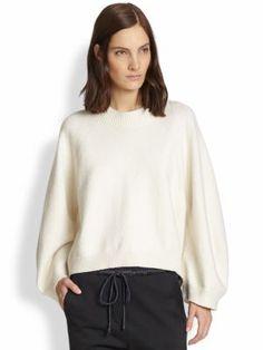 3.1 Phillip Lim - Full-Sleeved Hangover Sweater