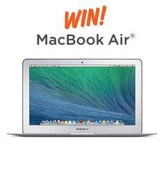Win a Macbook Air