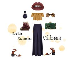 """Late summer vibes"" by emmi-pus on Polyvore"