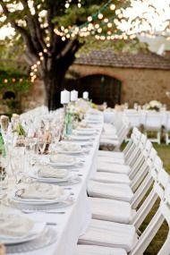 French Riviera Garden Wedding - Style Me Pretty
