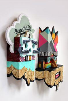 GRAFITE 3D DE ALEX YANES #arte #art #grafite #grafitti #arte3d #alexyanes #streetart #grafiteiro #pintura #paint