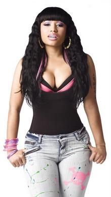 Say what you want about Nicki Minaj, but she is ALWAYS wearing a supportive bra.