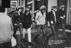Gene Clark with The Bryds NYC 1965