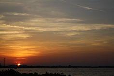 Sunset/ Daytona, Florida