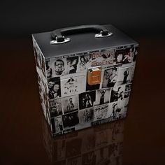 Exile On Main Street 45s Case Box Set, with Tumbling Dice merch