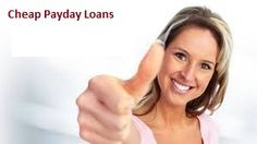 #CheapPaydayLoans are best financial deal for those borrowers who need instant cash to meet any sort of unaccepted expenses before the paycheck. You can apply for these funds whenever your need of urgent cash. www.personalloansuk.net