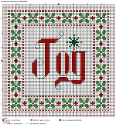 Christmas ornament-biscornu free cross stitch pattern | Yiotas XStitch