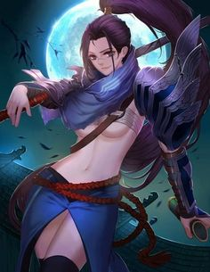 Yasuo girl version
