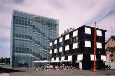 Kunsthaus Bregenz, Peter Zumthor