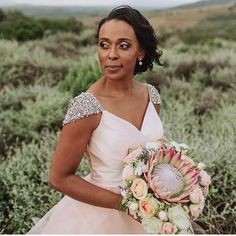 And this beautiful bride's makeup is just that. Elegant and chic! // Gorgeous make-up by: Flowers by: Coordination by: // . Bride Makeup, Hair Makeup, Best Wedding Makeup, Beautiful Bride, Blush Pink, Wedding Day, Flower Girl Dresses, Make Up, Wedding Photography