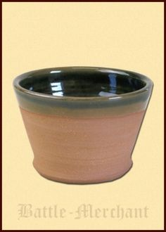 Historical Cup from Clay, without Handle
