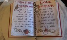 Witch Spells   Potions & Spells Book $10, every Witch needs one of these!
