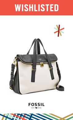 The Official Site for Fossil Watches, Handbags, Jewelry & Accessories Dedicated Follower Of Fashion, Fossil Handbags, Fossil Watches, Mom Style, Beautiful Bags, Latest Fashion Trends, Bag Accessories, Purses, Leather