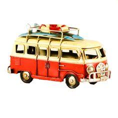 ΜΕΤΑΛΛΙΚΗ ΜΙΝΙΑΤΟΥΡΑ ΛΕΩΦΟΡΕΙΟ ΚΩΔΙΚΟΣ:44-9574 Wooden Toys, Retro, Car, Collection, Wooden Toy Plans, Wood Toys, Automobile, Woodworking Toys, Retro Illustration