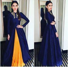 Aditi Rao Haydri# Nikhil thampi# Indian fashion# long jacket look