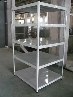 rivet boltless shelving, more item @ store-equip.com